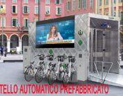 NOVITÀ Sportello Automatico Prefabbricato