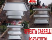 CARRELLI PORTATUTTO